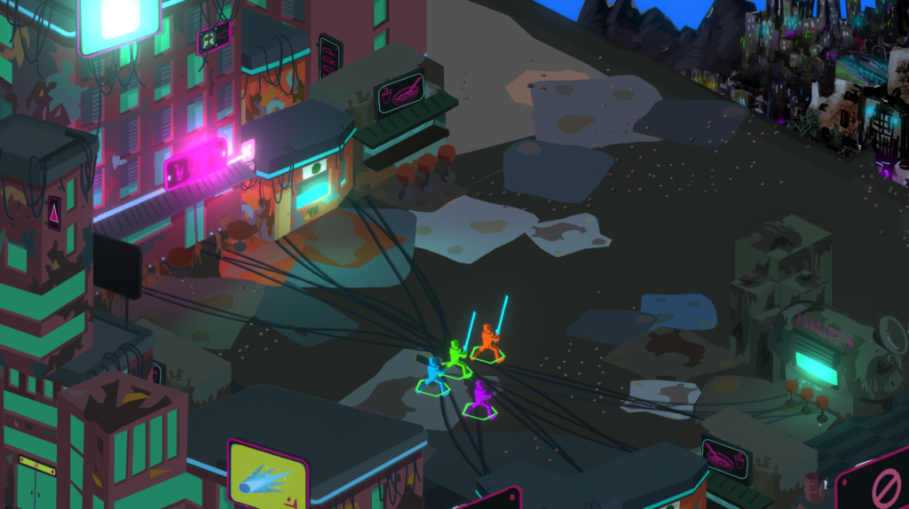 Angel Corp - jeu vidéo